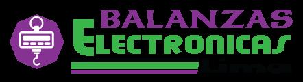Logo Balanzas Electrónicas Lima