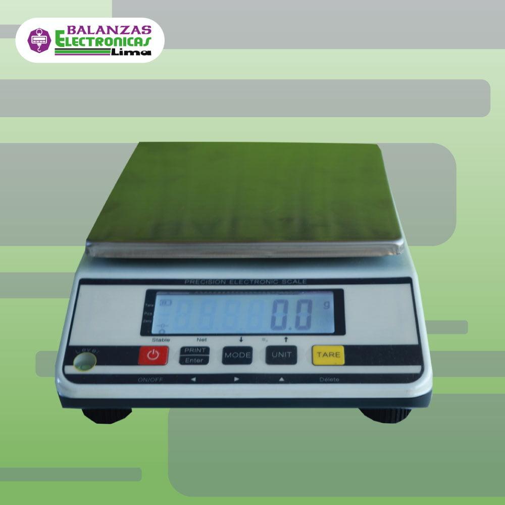 Balanzas Electrónicas de precisión Acu