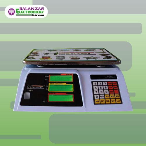 Balanza Gramera Henkel Bc-30n / 30 kg