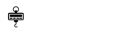 Logo en Blanco balanzas electrónicas Lima