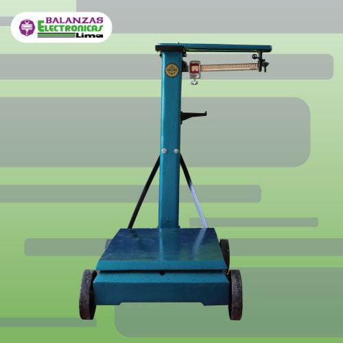 Balanza Mecánica Precisur 500 kg