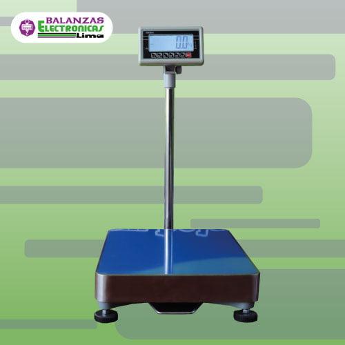 Balanza de Plataforma T-Scale BW 300 kg