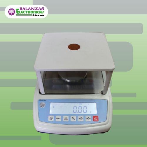 Balanza de Precisión T-Scale NHB 1500 Gr.