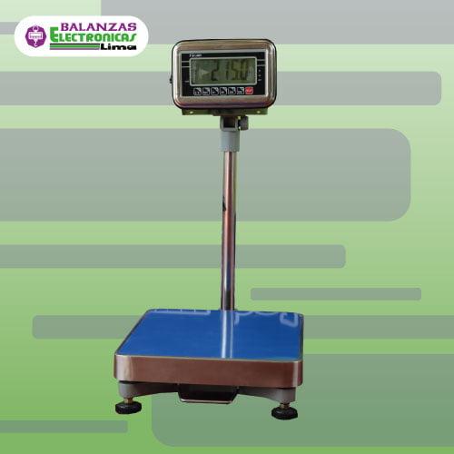 Balanza de Plataforma T-Scale BW 60 kg