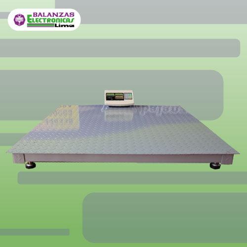 Balanza industrial de rampa e-Accura sb51
