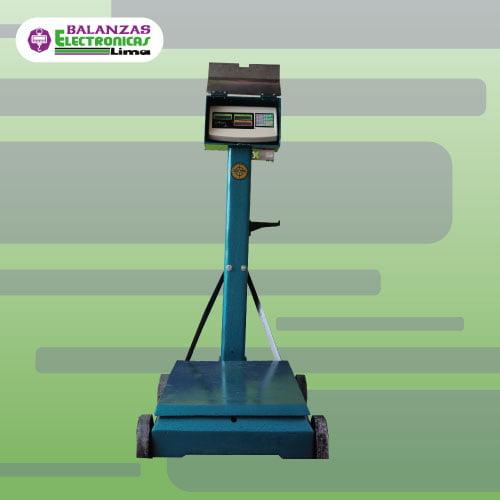 Balanza Electromecánica e-Accura Sb51 500 kg