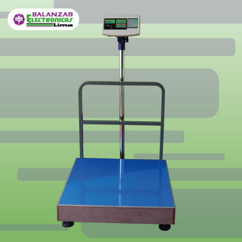 Balanza de Plataforma e-Accura Sb51 500 y 600 kg