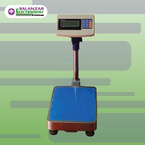 Balanza de Plataforma e-Accura Sb53 60 kg