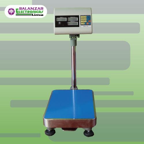 Balanza de Plataforma Excell 150 kg