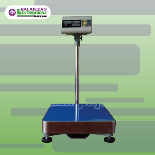 Balanza de Plataforma Excell Lap 200 y 300 kg