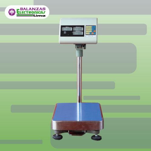 Balanza de Plataforma Excell Lap 60 kg