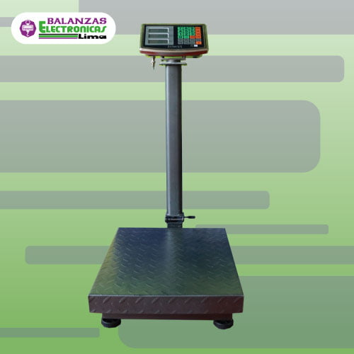 Balanza de Plataforma Patricks 150 kg
