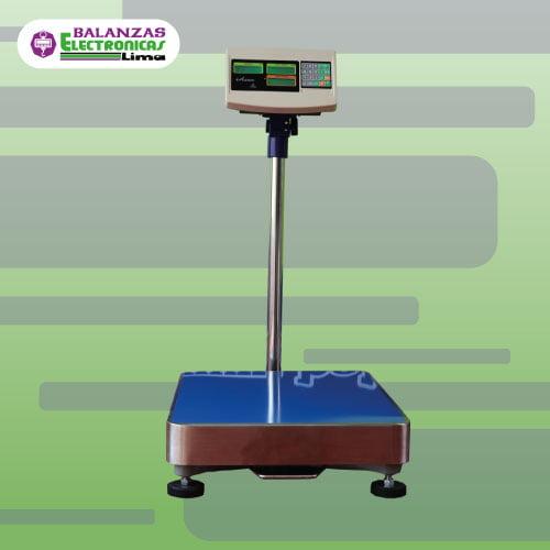 Balanza de Plataforma e-Accura Sb51 300kg