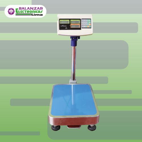 Balanza de Plataforma e-Accura Sb51 60 kg