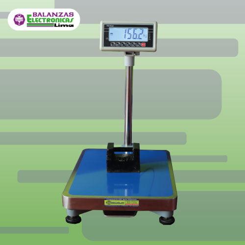 Balanza de Plataforma T-Scale BW 150 kg