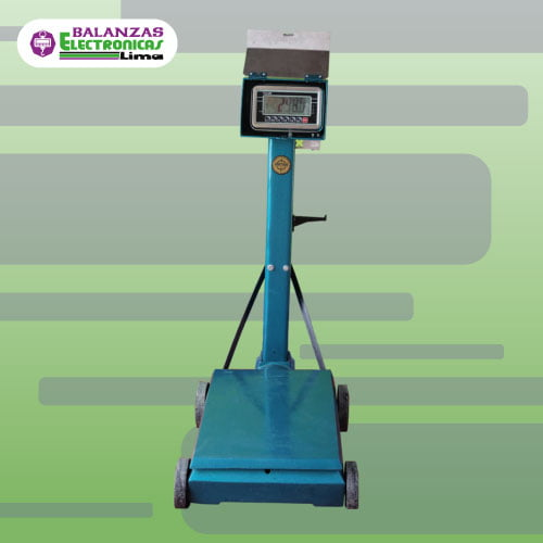 Balanza Electromecánica T-Scale BWS Inoxidable 500 kg