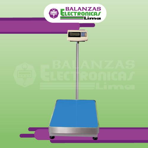 Balanza de Plataforma Accura Sb53 de 500 Kilos