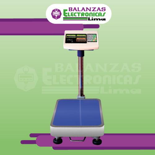Balanza de Plataforma e-Accura SB51 de 150kilos