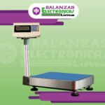 Balanza de Plataforma e-Accura sb53 de 150 kilos