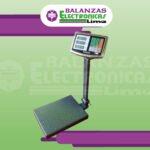 Balanza de Plataforma Patricks de 150 Kilos