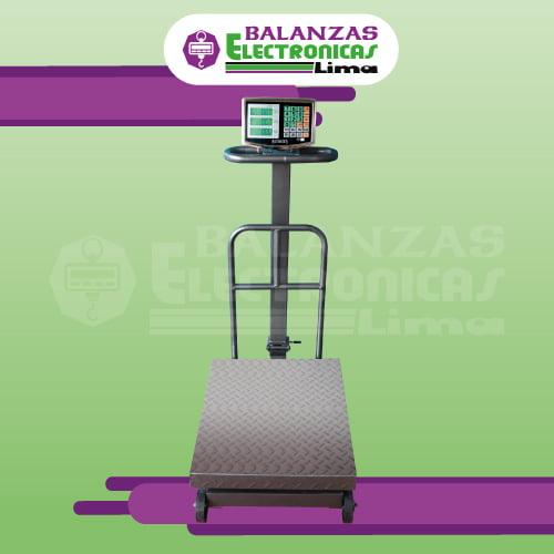 Balanza de Plataforma Patricks de 500 kilos