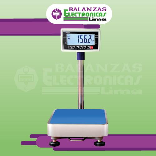 Balanza de Plataforma T-Scale BW de 60 kilos
