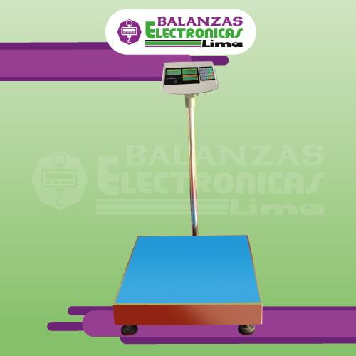 Balanza de Plataforma e-Accura Sb51 de 500 kilos